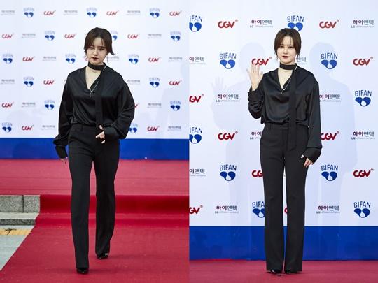 """구혜선, 달라진 얼굴에 임신설·성형설까지...""""10kg 쩌"""""""
