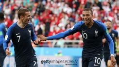 프랑스, 크로아티아 꺾고 20년 만에 월드컵 우승