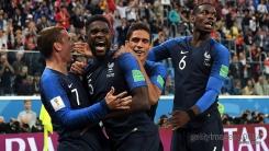 프랑스, 20년 만의 월드컵 정상