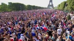 [뉴스통] '아트 사커' 프랑스, 월드컵 20년 만에 우승