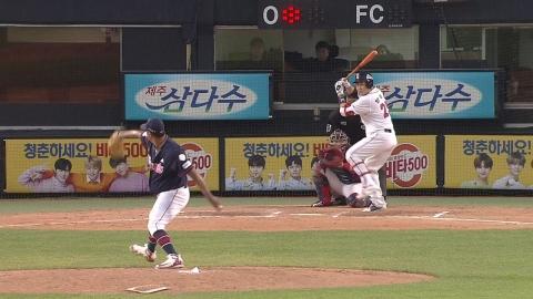 '홈런 또 홈런' 무더위 날린 홈런 공방전