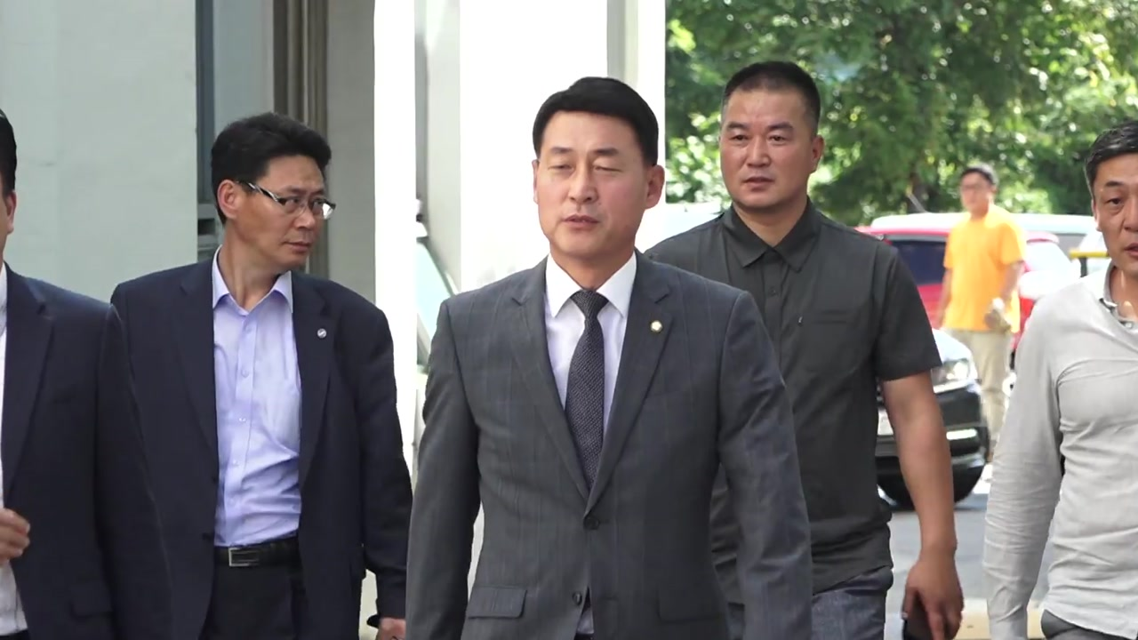 자유한국당 황영철 의원, 총선 불출마 선언