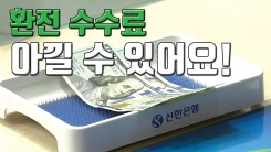 [자막뉴스] 환전 수수료 절약...해외여행시 챙겨야 할 '꿀팁'