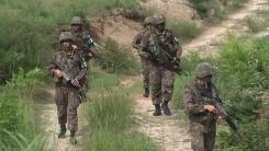 """軍 """"DMZ 내 병력·장비 전면 철수 추진"""""""
