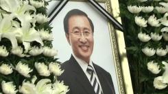"""노회찬 빈소 조문 행렬 """"아까운 정치인 떠났다"""""""