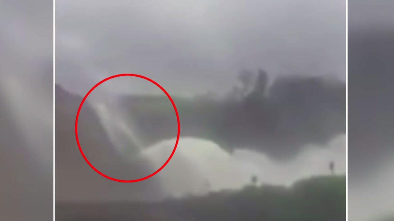 라오스 댐 '붕괴인가 유실인가' 논란
