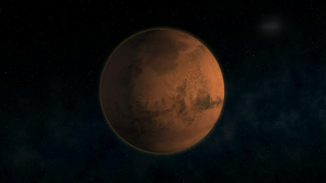 15년 만에 가장 밝은 화성...붉은 달도 뜬다