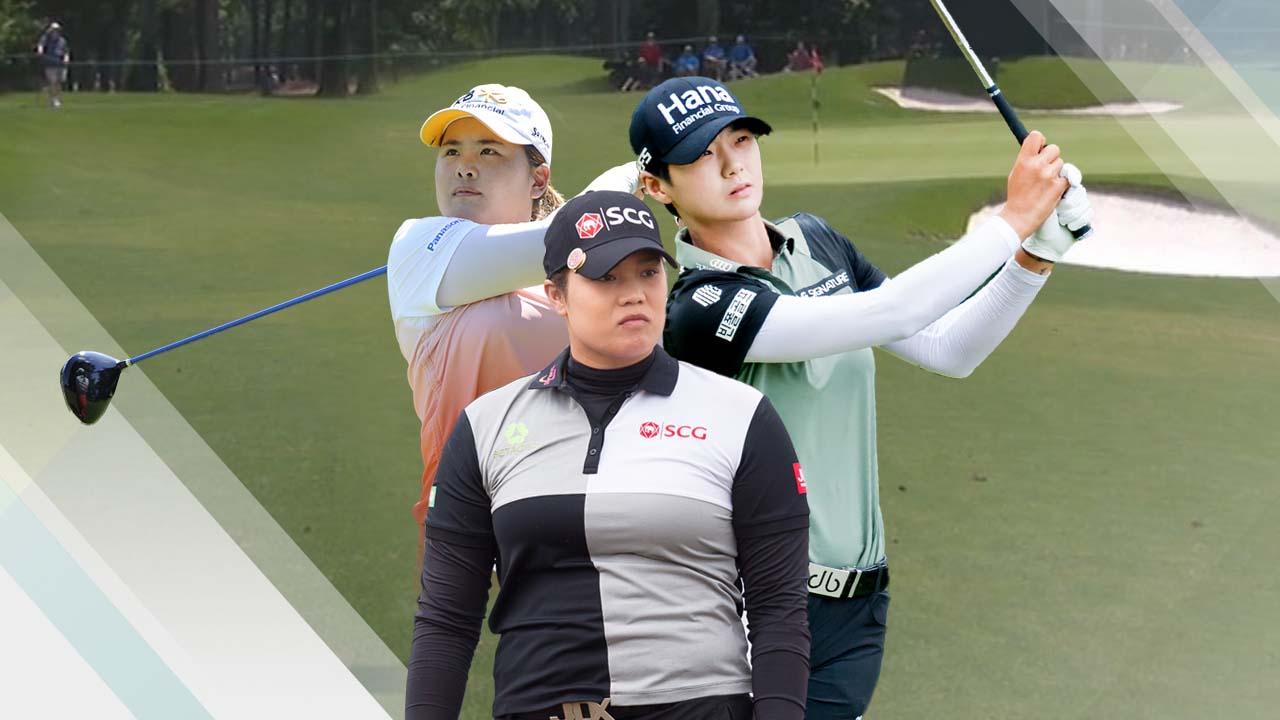 박인비·박성현, 브리티시 오픈서 쭈타누깐과 격돌