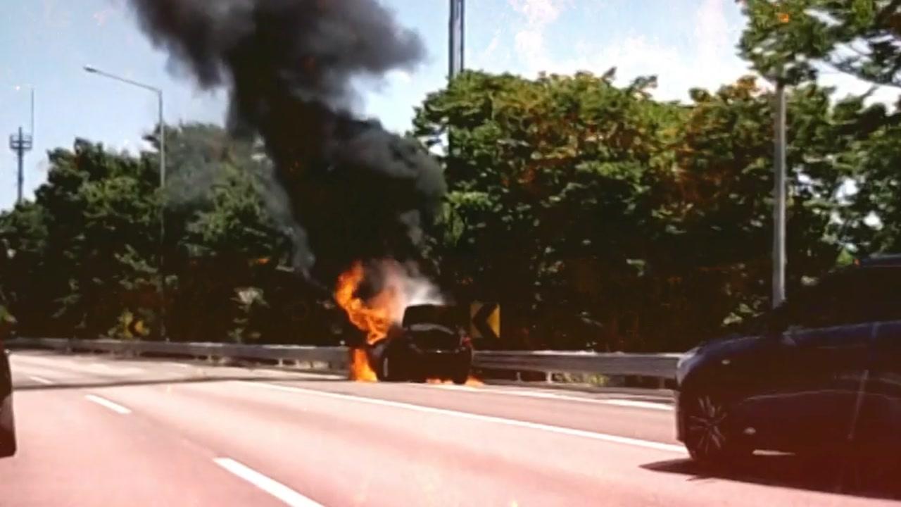 달리는 시한폭탄...BMW 화재 미스터리
