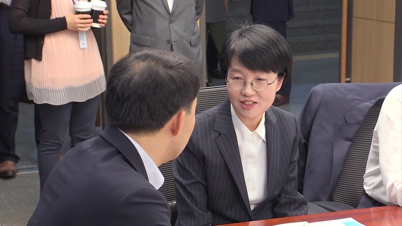 '박선숙 입각설' 정치권 술렁...야권, 일제히 반발