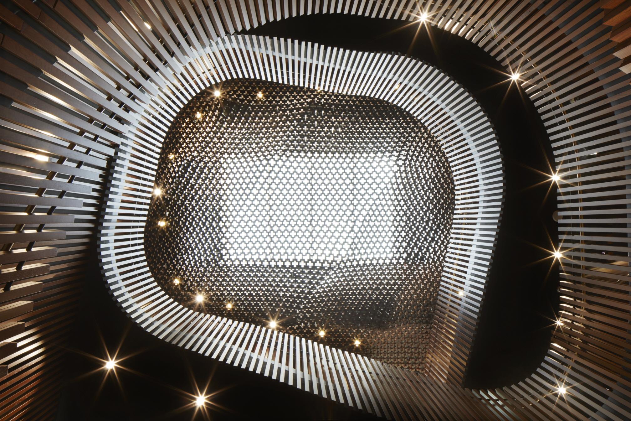 〔안정원의 건축 칼럼〕 지역의 맥락성을 고려한 입체적인 파사드와 다이어그리드 패턴 공간 2