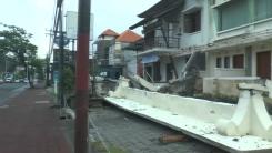 """인도네시아 강진 피해 속출...""""142명 사망·2백여 명 중상"""""""
