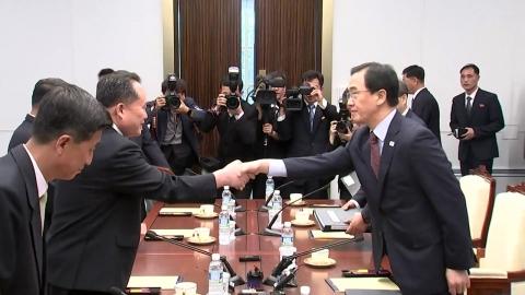 """남북, 13일 고위급회담...北 """"정상회담 협의하자"""""""