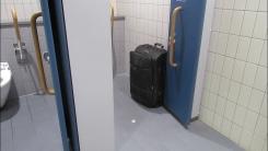 日 공항, '나홀로 가방'에 골머리