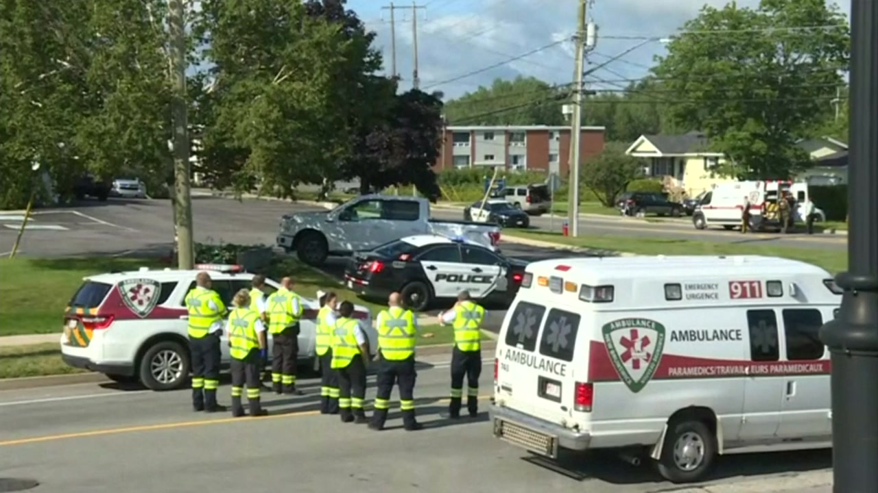 캐나다 또 총격 사건...경찰관 등 4명 사망