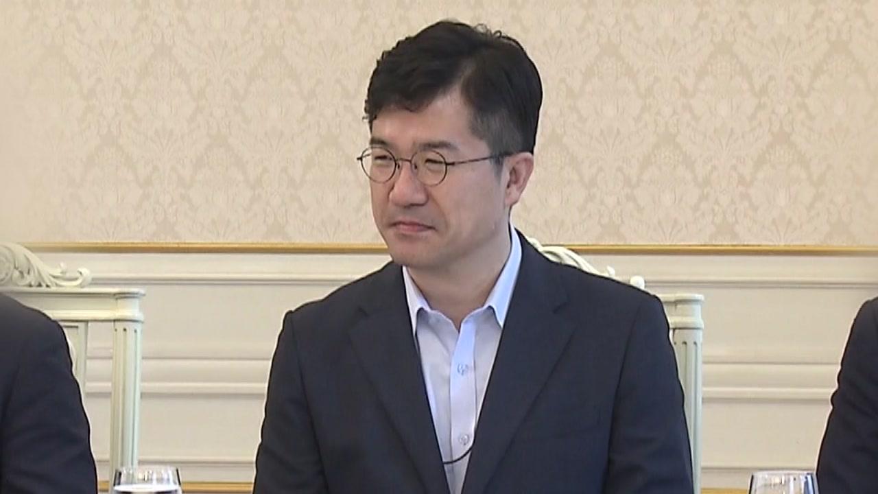 특검, 김경수 영장 신중 검토...내일 송인배 靑 비서관 소환