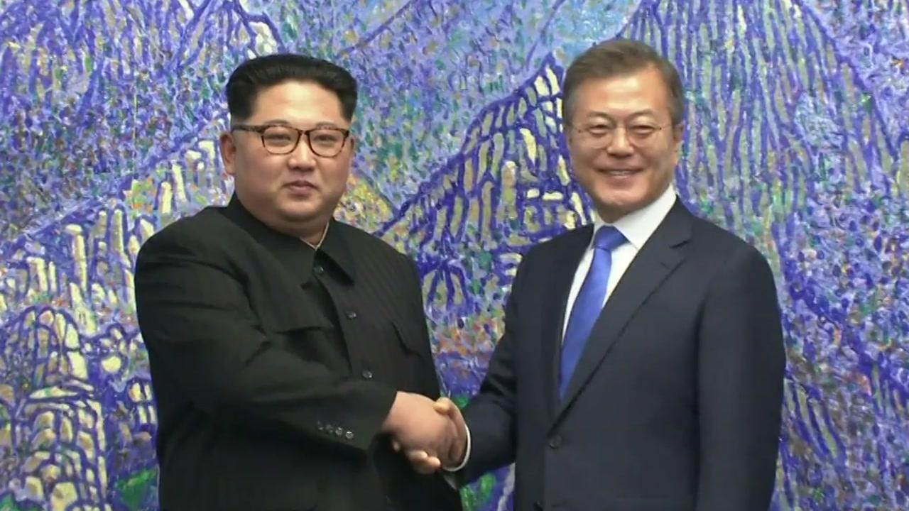 """靑 """"내일 시기 및 장소 합의 기대""""...3차 정상회담 '평양회담' 될까?"""