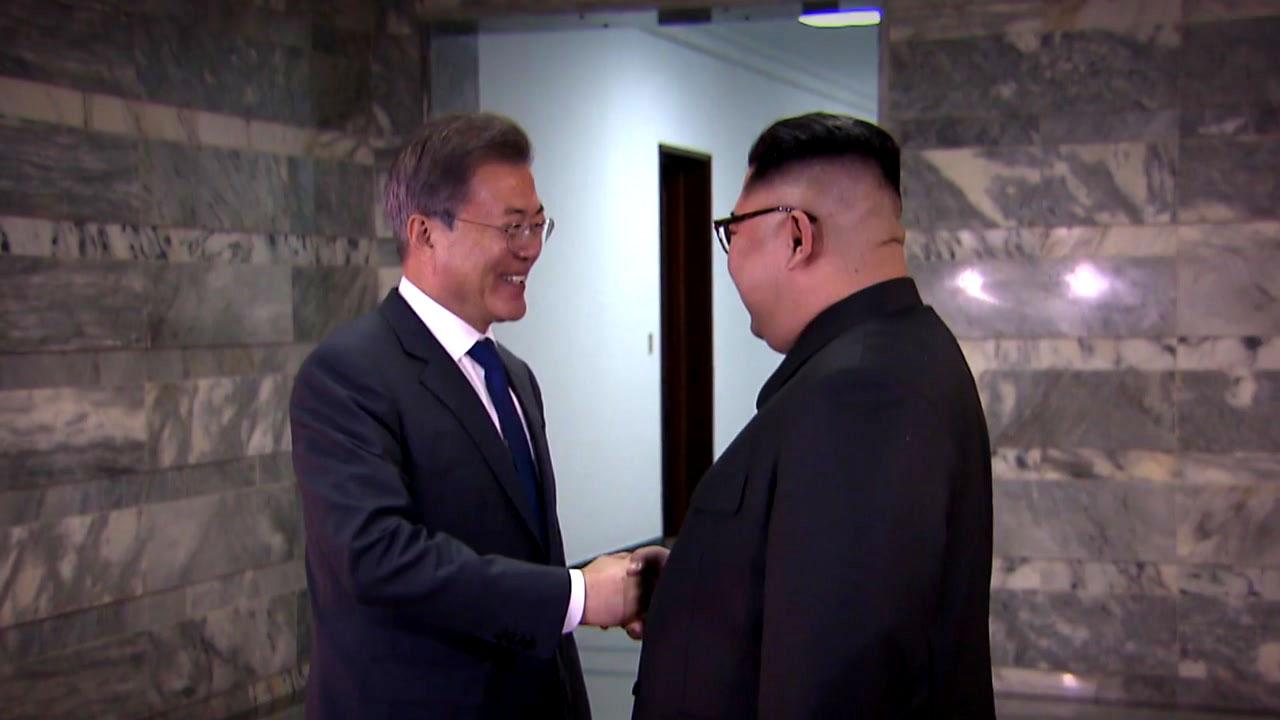 9월 안에 남북 정상 평양서 만난다