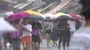 [날씨] 폭염 속 곳곳 소나기...남부 국지성 호우