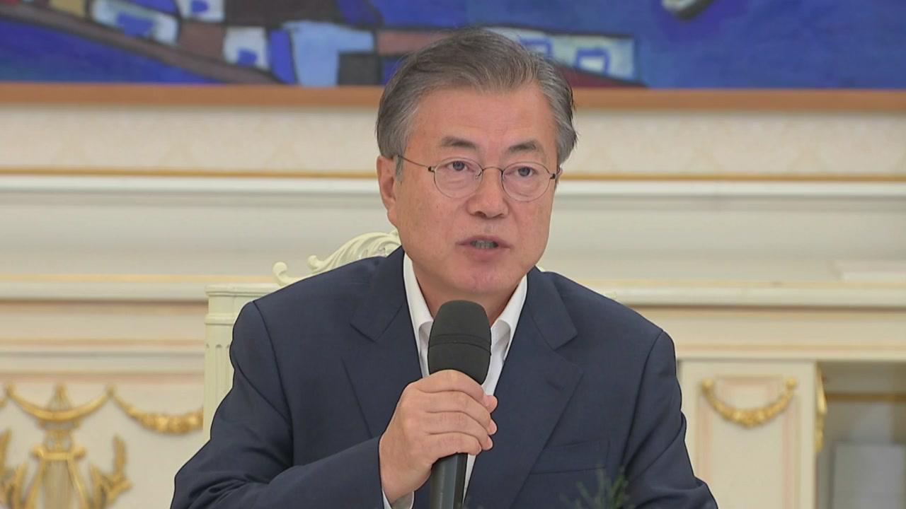 문-5당 원내대표, 여·야·정 상설 국정협의체 가동 합의