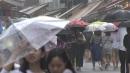 [날씨] 한풀 꺾인 폭염...내주 중반 태풍이 변수