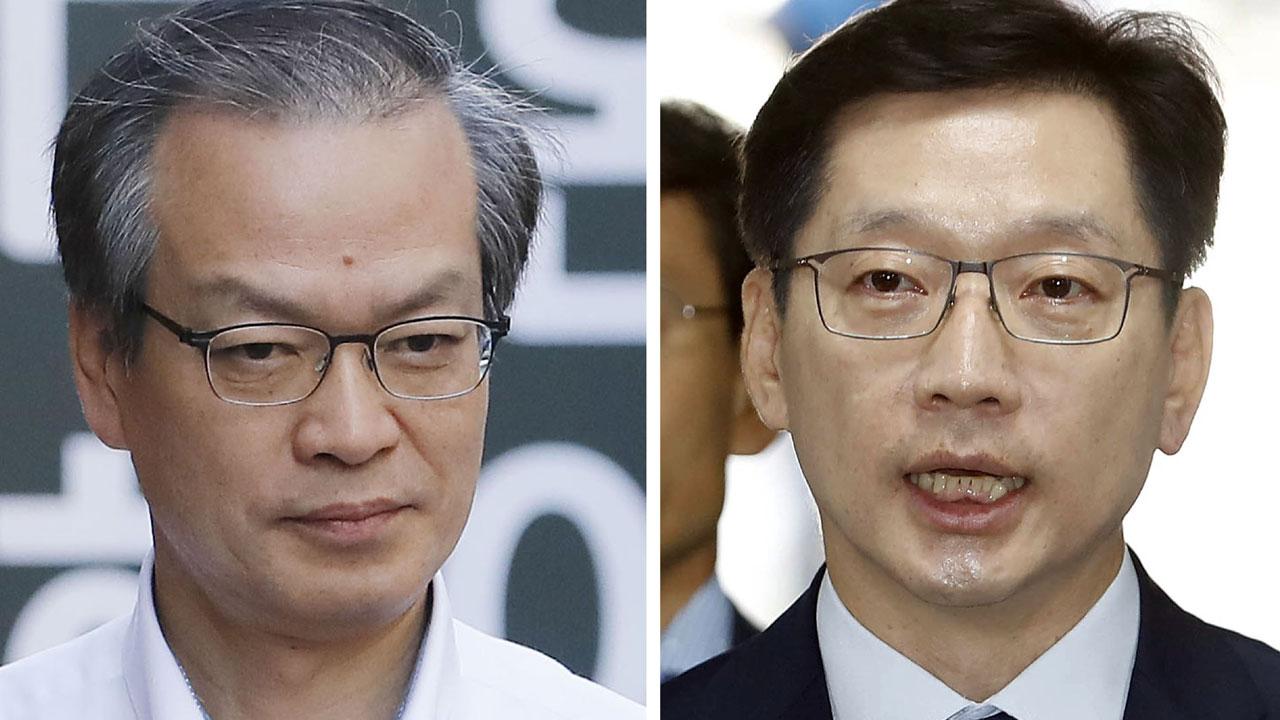 특검·김경수 150분 승부...영장 결과 주목