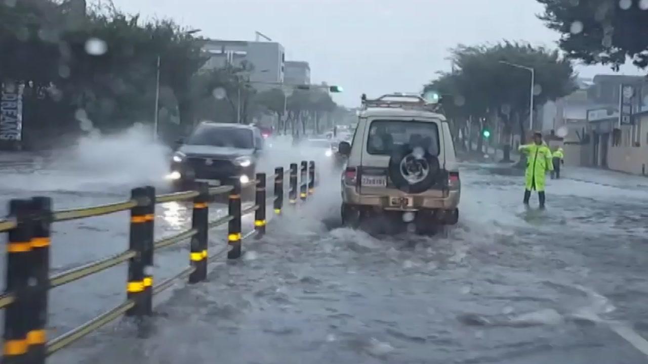'느리고 강한' 태풍 '솔릭'...예상 피해는