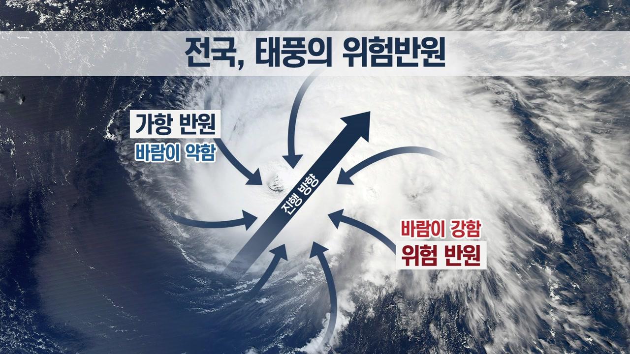느려서 무서운 태풍 '솔릭', 가장 위험한 시점은?