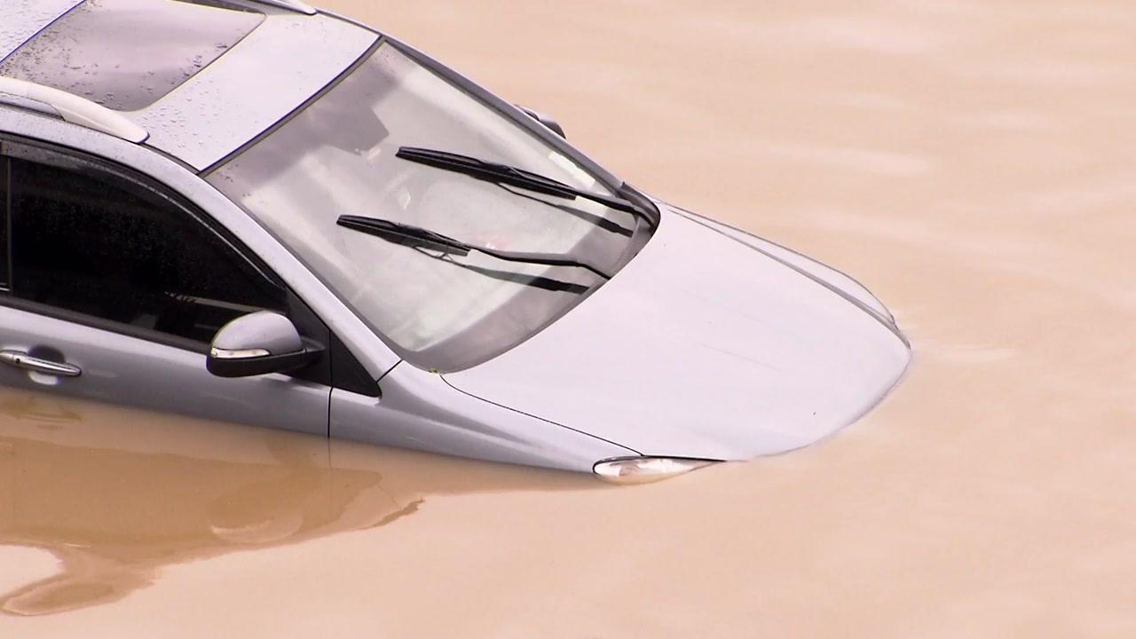 태풍피해 차 자차담보 가입 땐 보상 가능