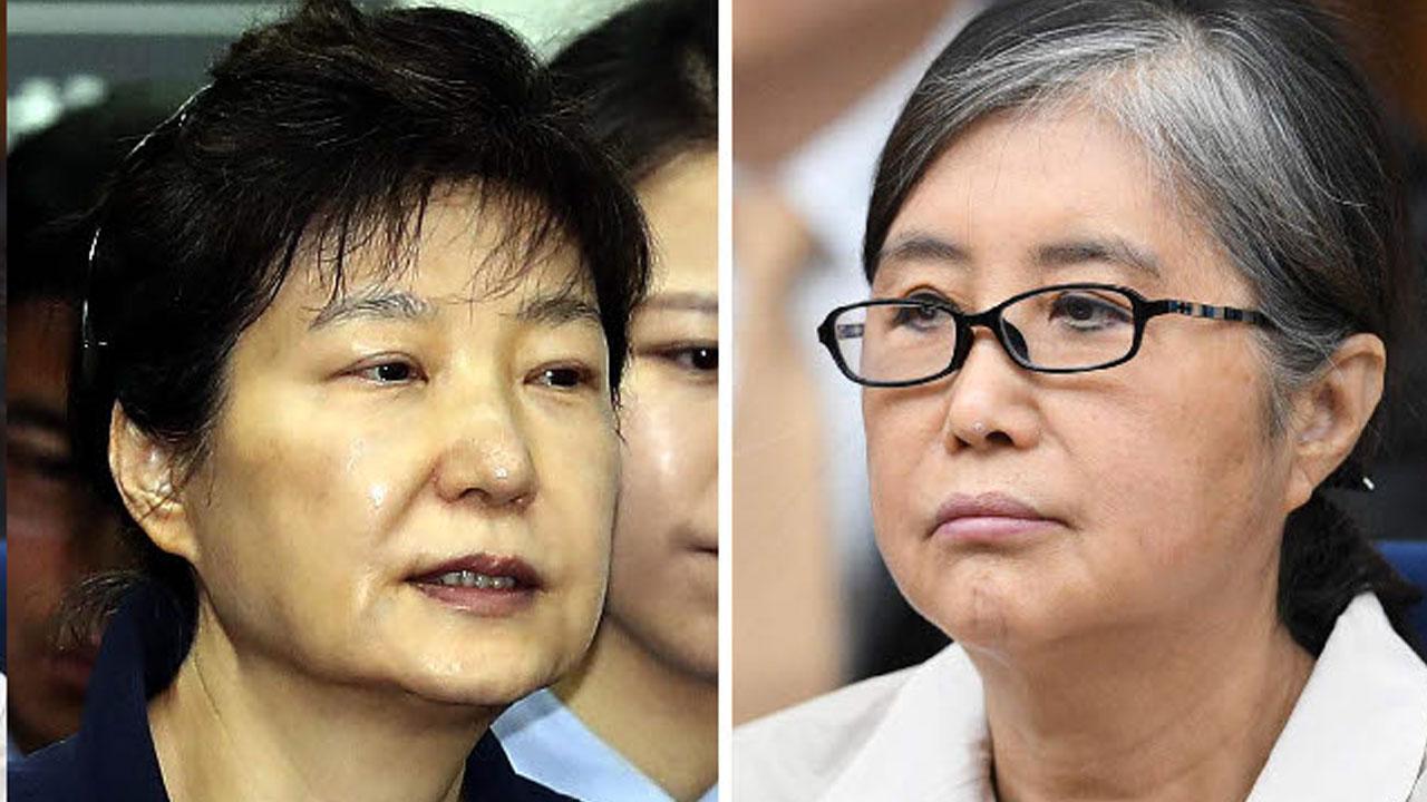 박근혜·최순실 항소심 선고...'삼성 뇌물' 핵심쟁점