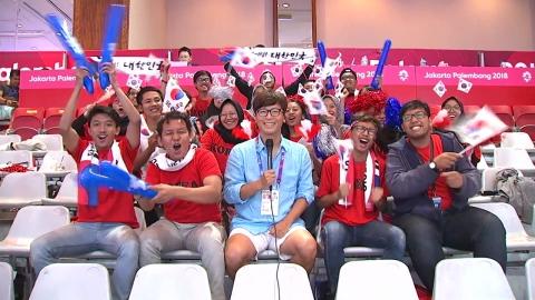 '경쟁률 30대1'...인니에 뜬 현지인 응원단