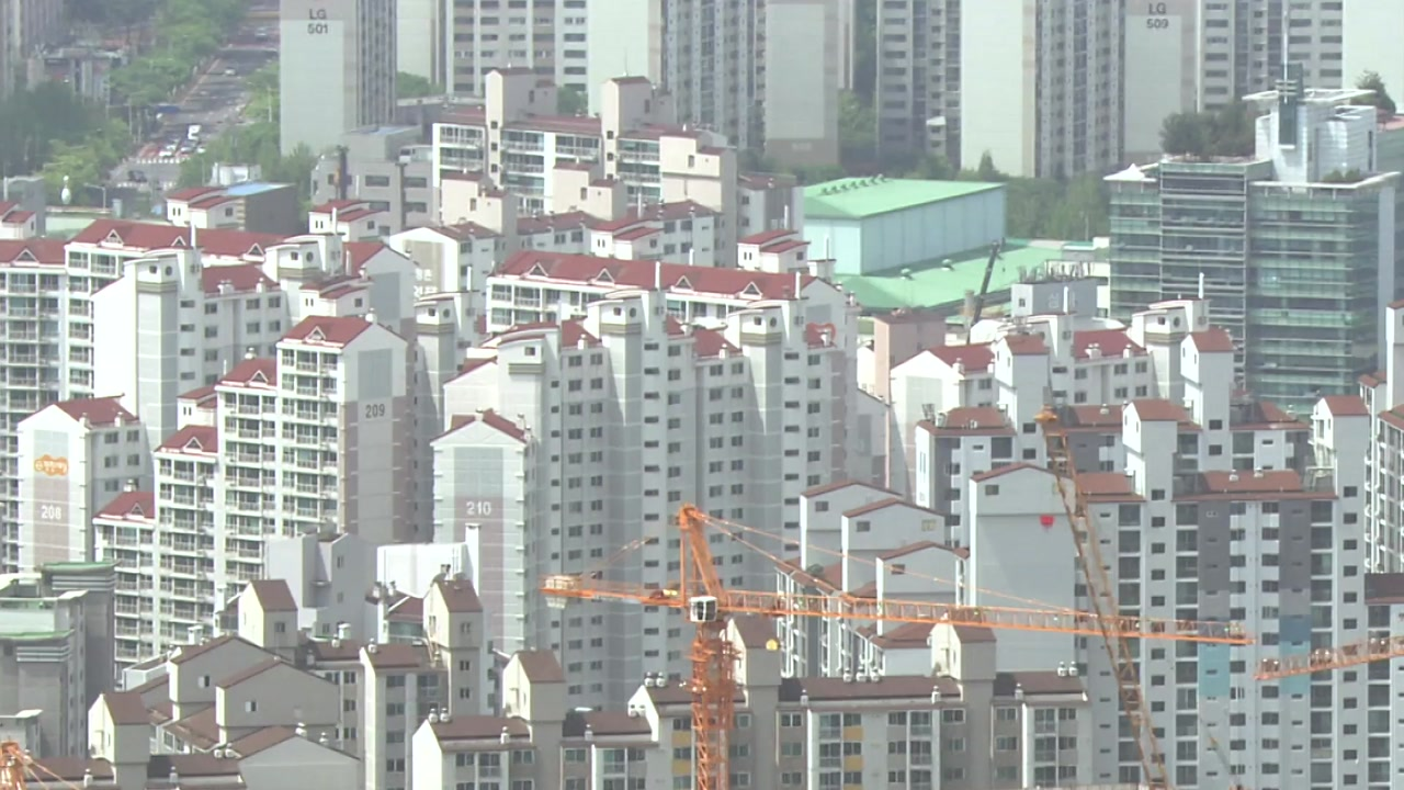 서울 아파트 가격 강세 신도시로 확산