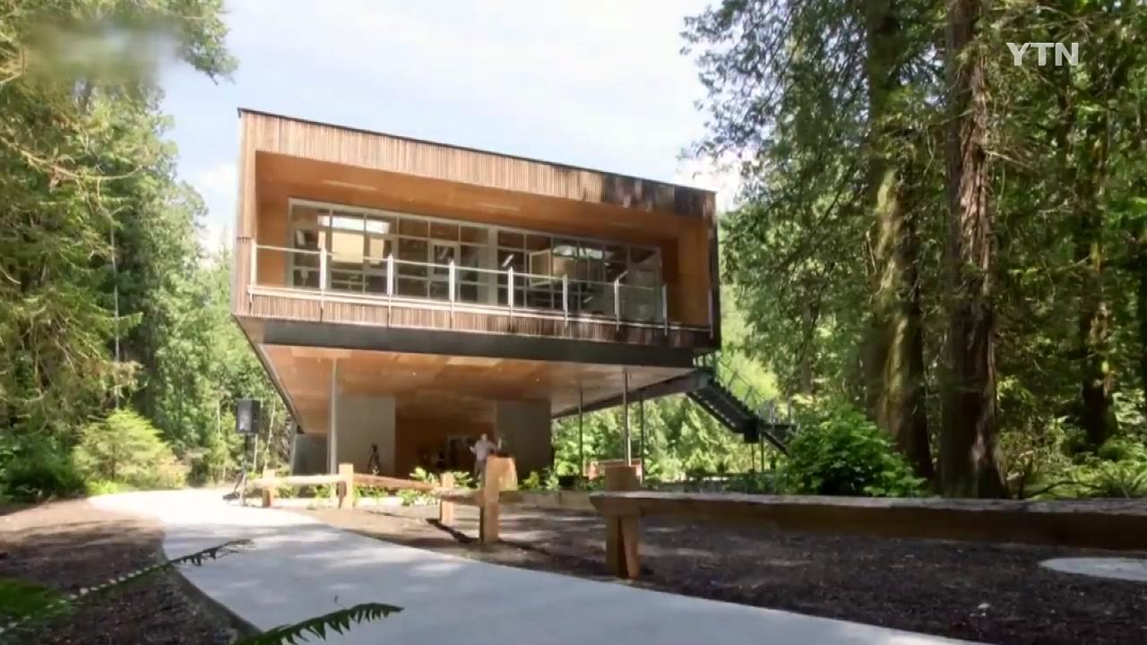 '나무 아파트'가 온다...친환경 건축 세계적 인기