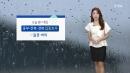 [날씨] 휴일 돌풍·벼락 동반 전국 비...충청 200mm↑