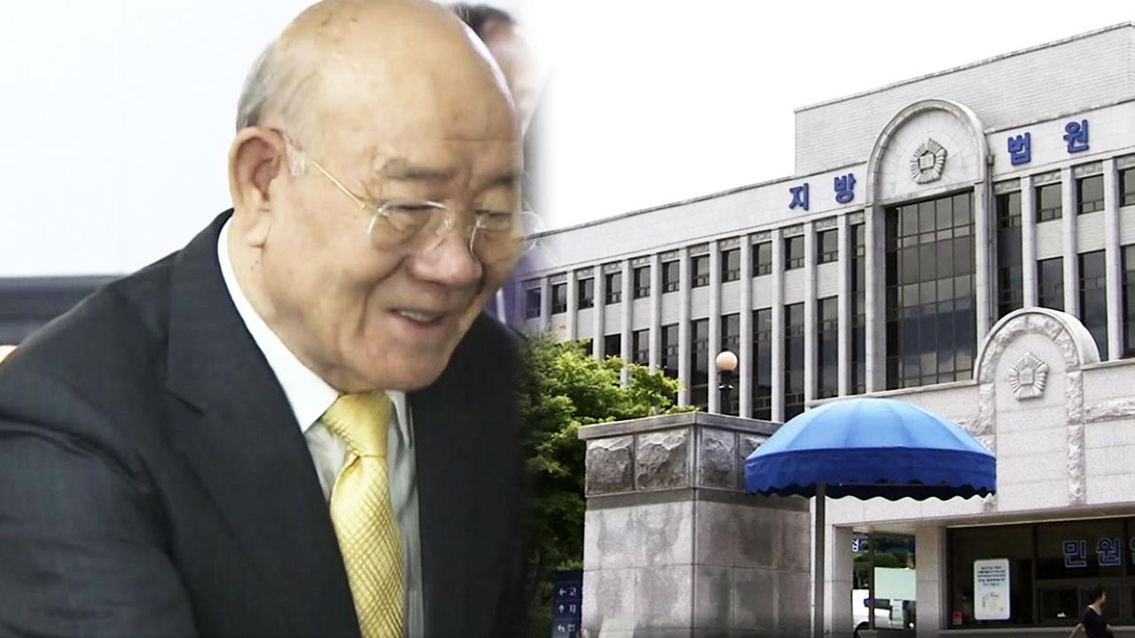 [속보] 전두환 씨, 내일 재판 불출석 결정