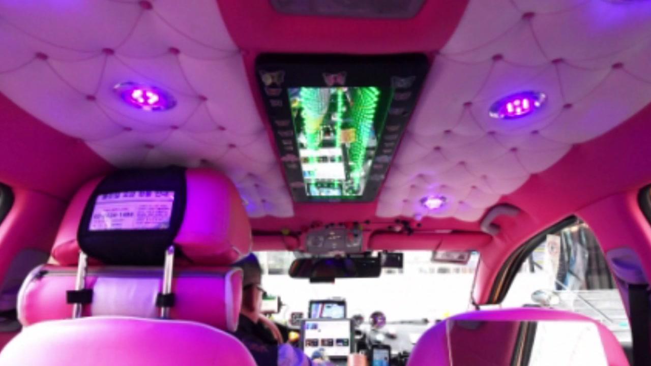 [좋은뉴스] 승객들이 행복했으면...택시의 변신