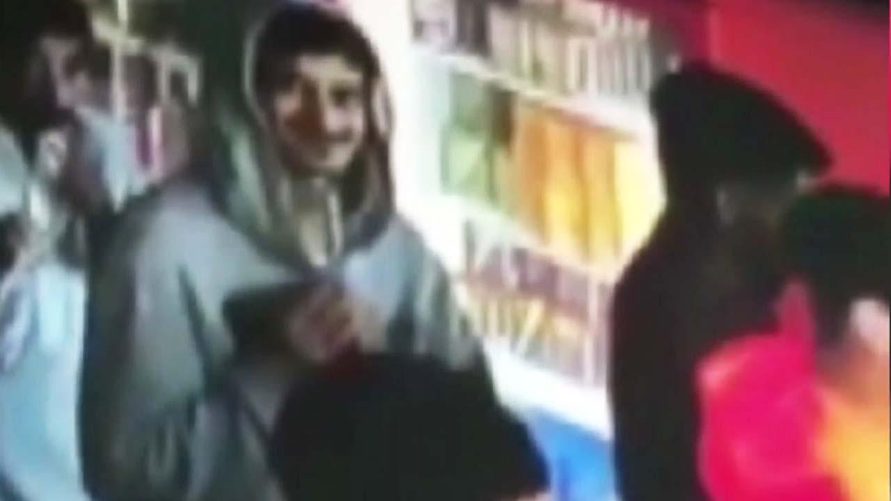 지갑 훔치다 CCTV 발견...도둑의 대처법