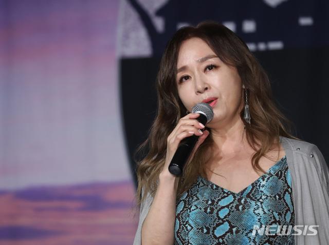 박해미, 남편 음주운전 사고.. 오늘(28일) 뮤지컬 프레스콜 불참