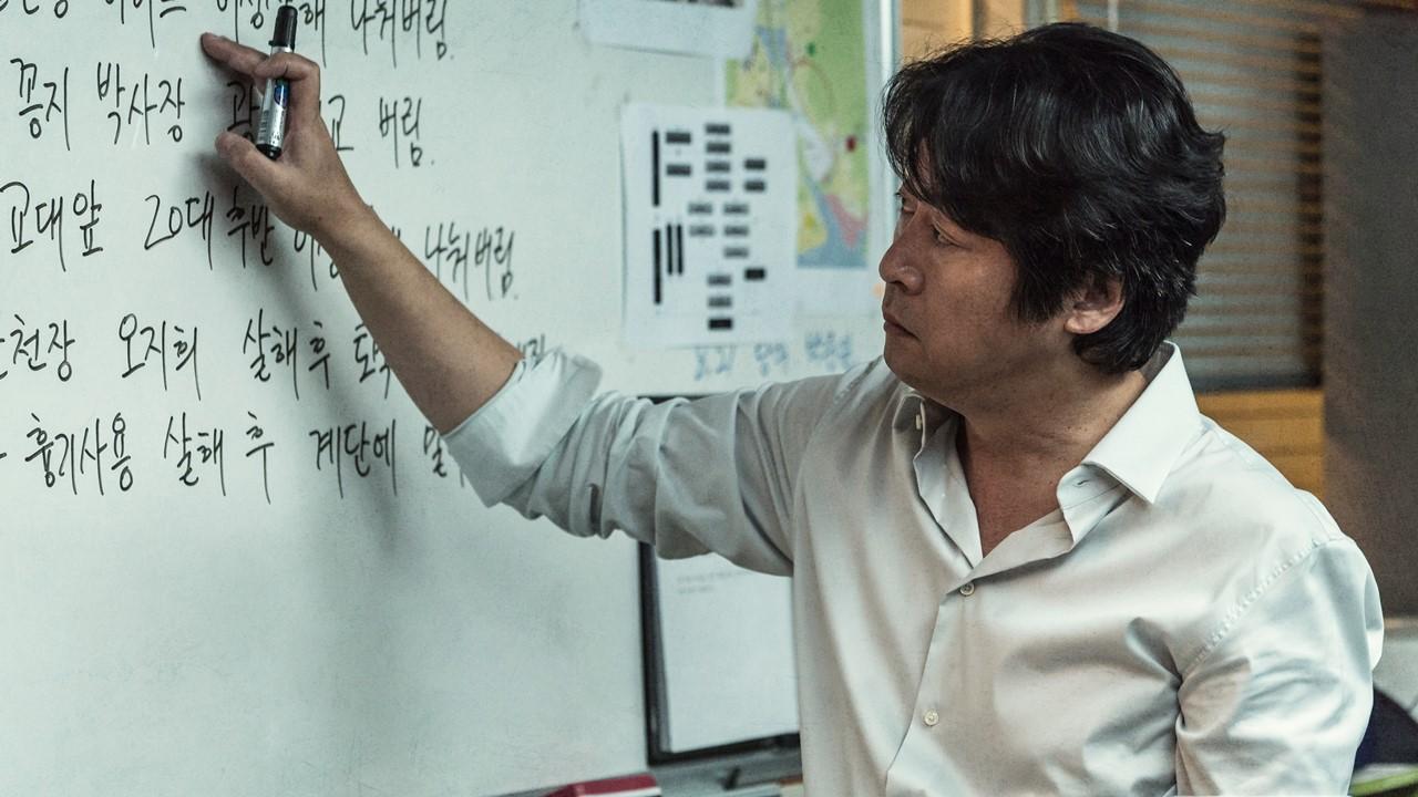 """'암수살인' 김윤석 """"그간 맡은 형사 캐릭터 중 가장 바람직"""""""