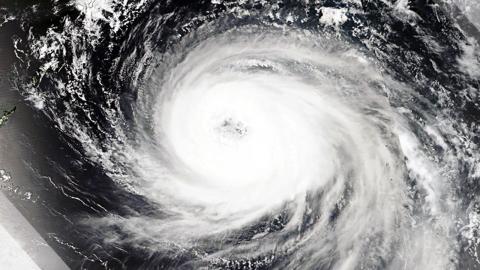 [날씨] 괌 부근 해상서 21호 태풍 '제비' 발생...일본 남해상으로 북상