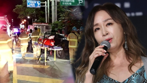 """[뉴스통] """"한잔 더""""가 부른 비극...배우 박해미 남편 만취운전"""