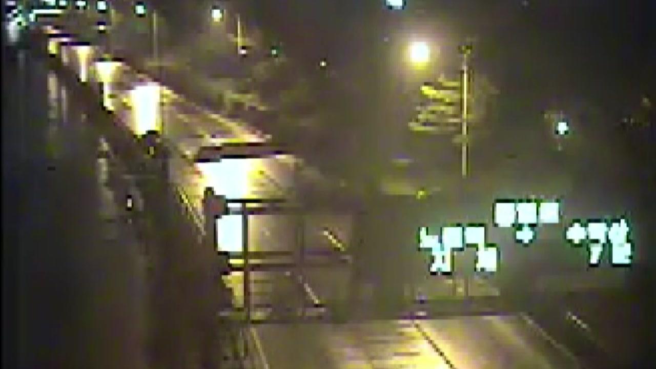 밤사이 폭우...서울 시내 도로 곳곳 통제