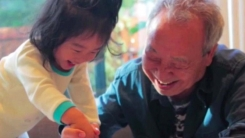 [좋은뉴스] 손주들과 그림편지로 소통하는 '찬 할아버지'