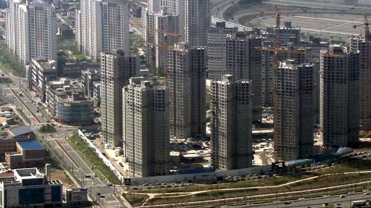 1∼7월 서울 준공 주택, 작년보다 13% 감소