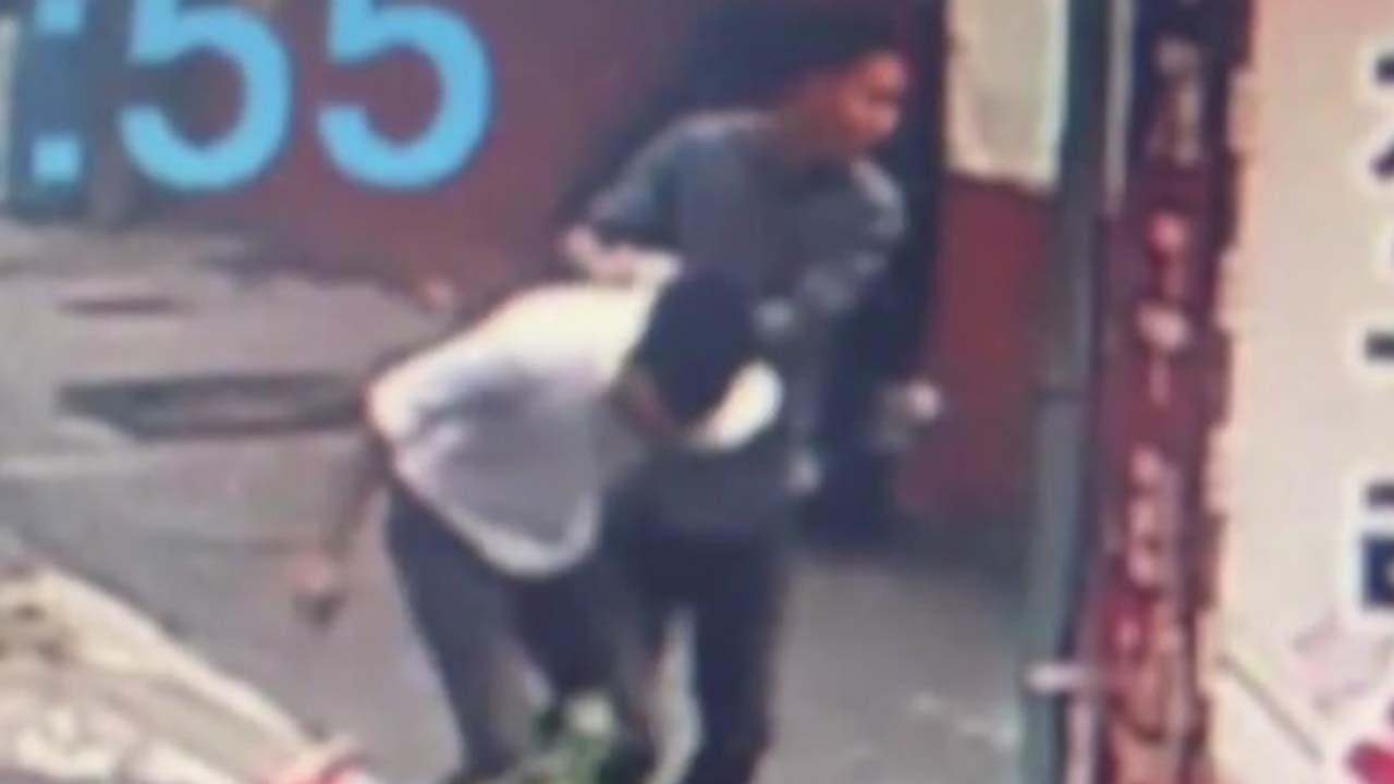 [좋은뉴스] 휴무 날 절도현장 목격한 경찰관의 반응
