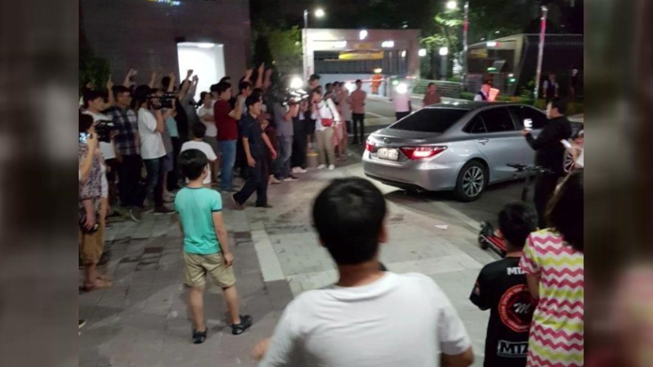 '송도 불법주차' 사건, 사과로 일단락됐지만...