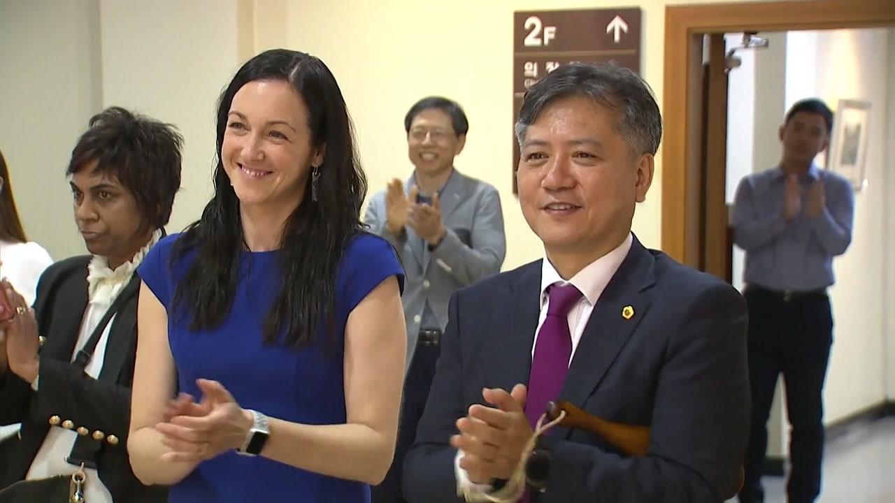 서울시의회, 뉴질랜드 웰링턴시의회 대표단 면담