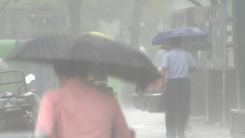 [날씨] 역대급 폭염이 몰고 온 역대급 가을장마