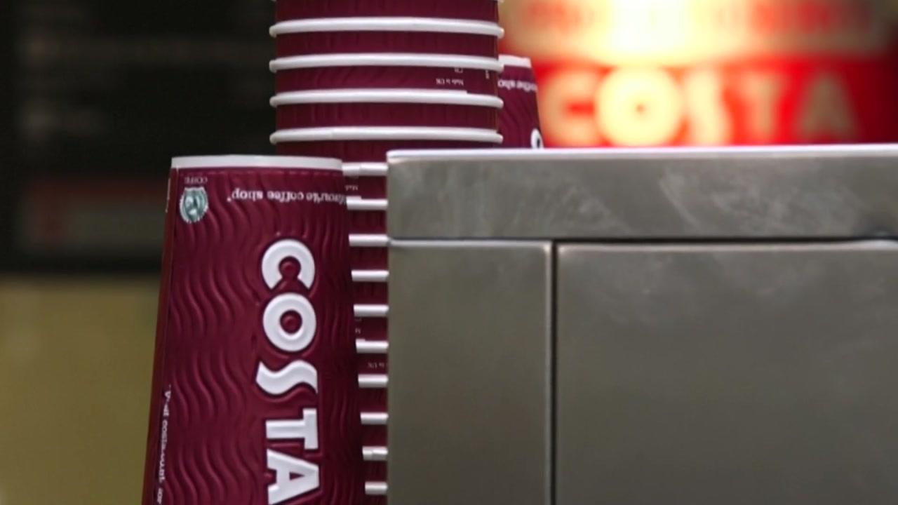 코카콜라, 세계 2위 커피점 '코스타 커피' 인수