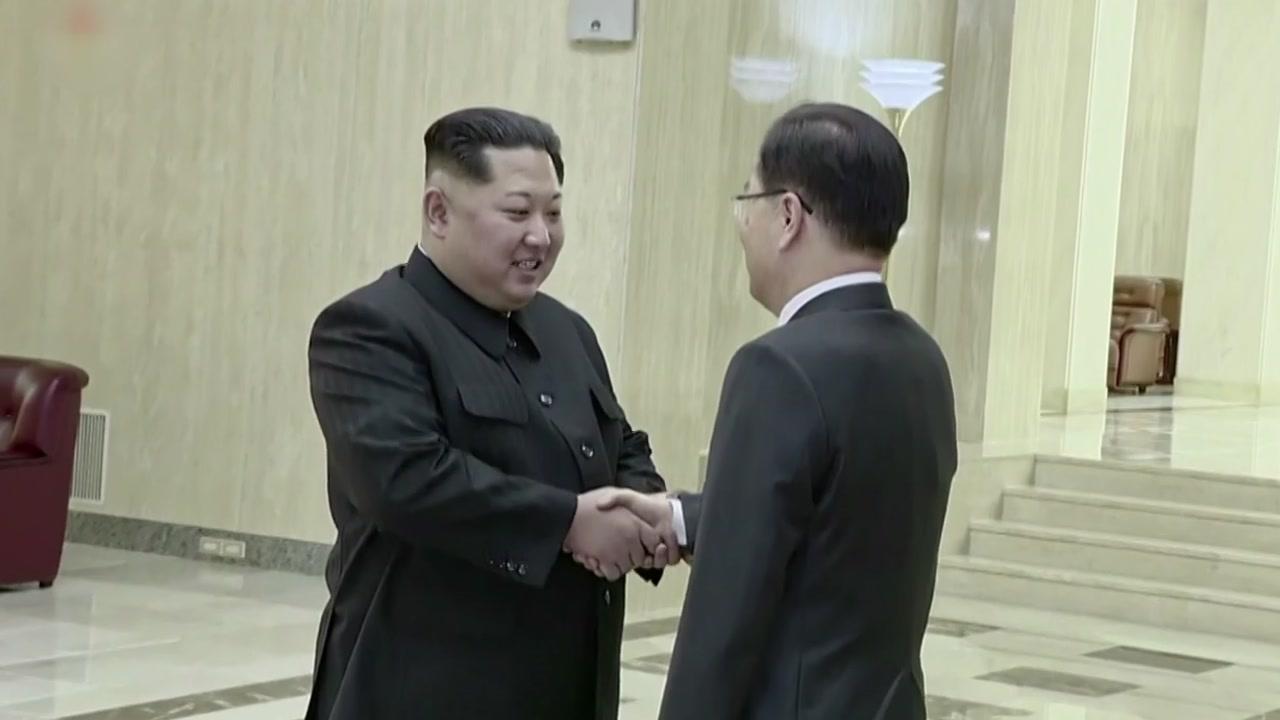 문 대통령 대북특사단, 9월 5일 평양 방문